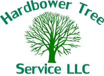 Hardbower Tree Service, LLC., Logo